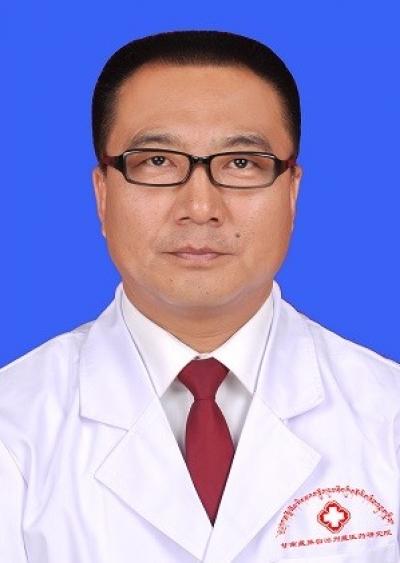 道吉仁青  甘肃省名藏医